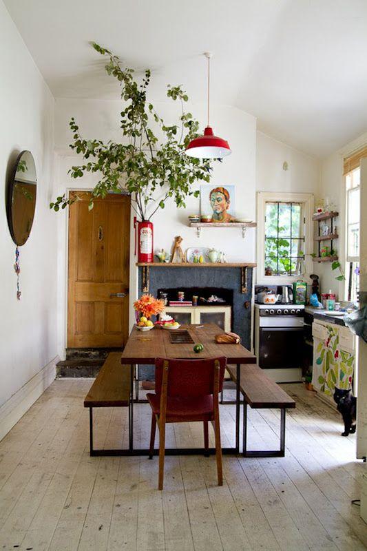 Plant Dining Room