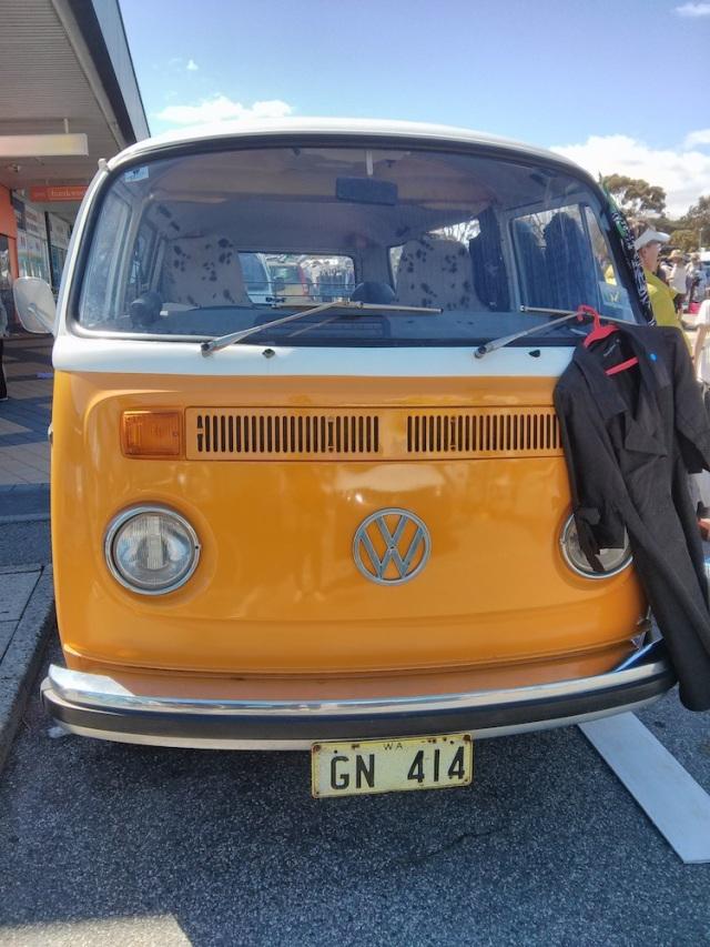 Mustard VW